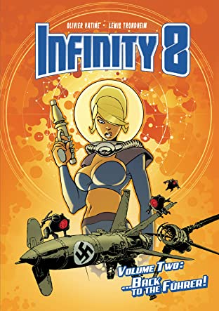 Infinity 8 Tome 2