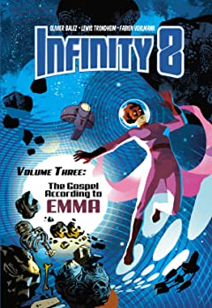 Infinity 8 Tome 3