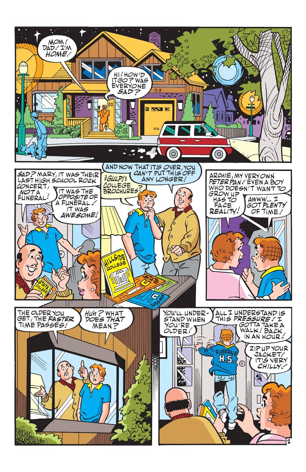 Archie #600
