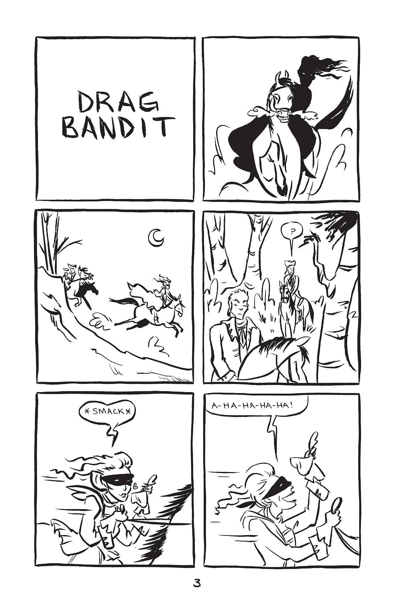 Drag Bandits #1