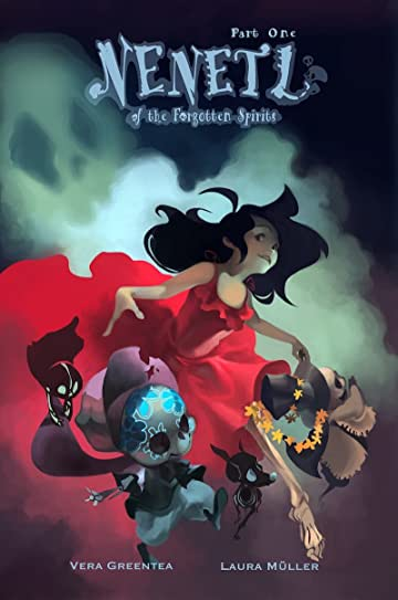 Nenetl of the Forgotten Spirits #1