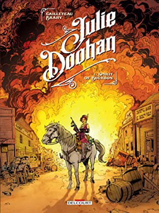 Julie Doohan Vol. 1: Spirit of bourbon