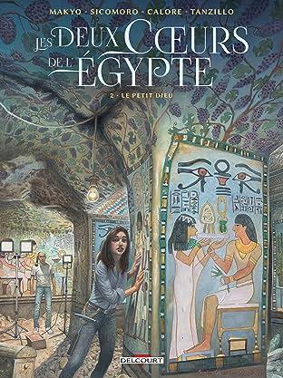 Les Deux coeurs de l'Égypte Tome 2: Le Petit dieu