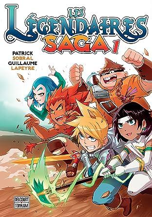 Les Légendaires – Saga Vol. 1