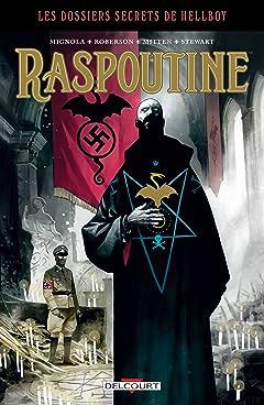 Hellboy - Dossiers secrets - Raspoutine
