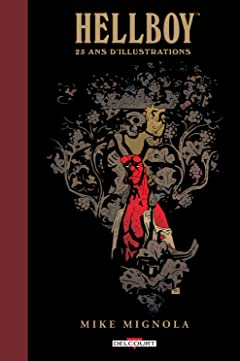 Hellboy - 25 ans d'illustrations