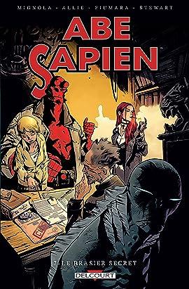 Abe Sapien Vol. 7: Le brasier secret