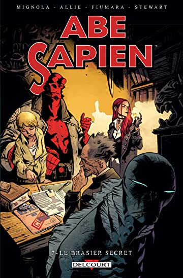 Abe Sapien Vol. 7: Le brasier secret