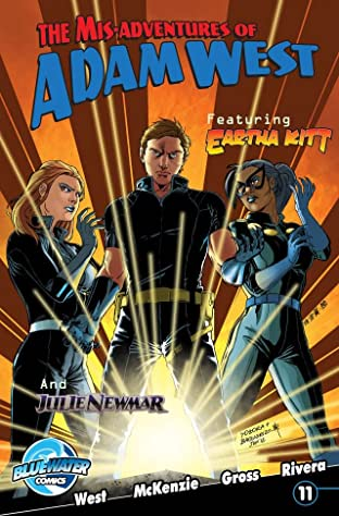Mis-adventures of Adam West: Ongoing #11