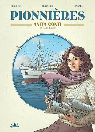 Pionnières - Anita Conti