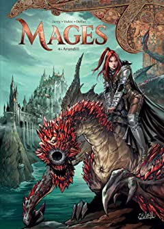 Mages Tome 4: Arundill