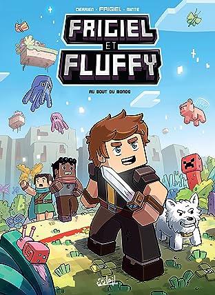 Frigiel et Fluffy Vol. 8: Au bout du monde