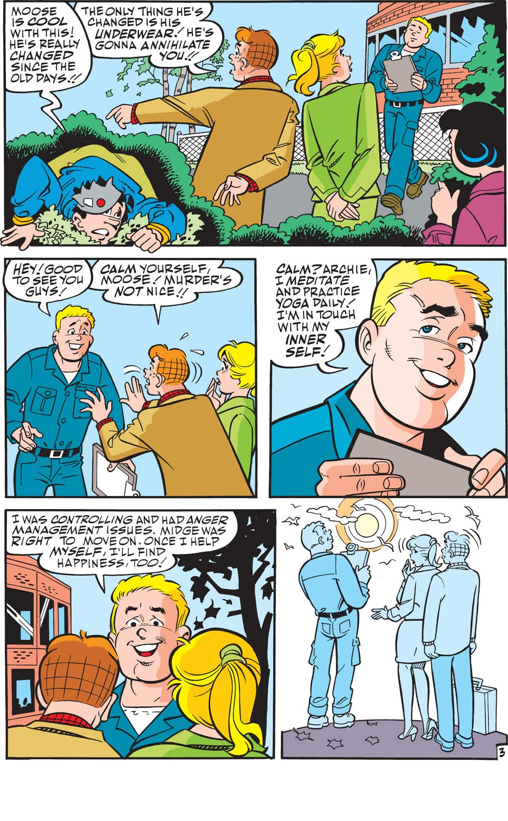 Archie #605