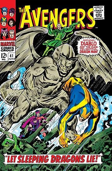 Avengers (1963-1996) #41