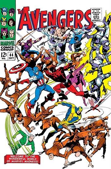 Avengers (1963-1996) #44
