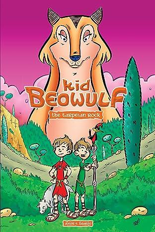 Kid Beowulf: The Tarpeian Rock #1