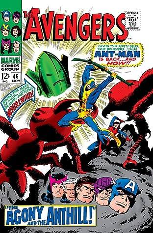 Avengers (1963-1996) #46