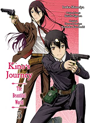 Kino's Journey Vol. 5