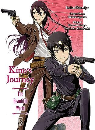 Kino's Journey Tome 5