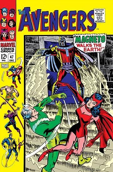 Avengers (1963-1996) #47