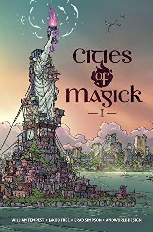 Cities of Magick No.1