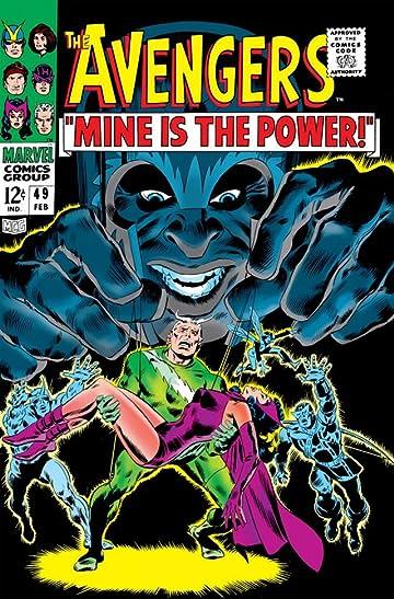 Avengers (1963-1996) #49
