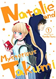 Natalie and Mysterious Takumi #1