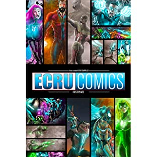 Ecru Comics First Phase