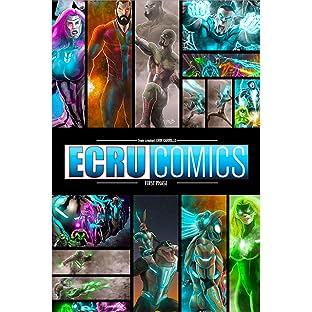 Ecru Comics First Phase