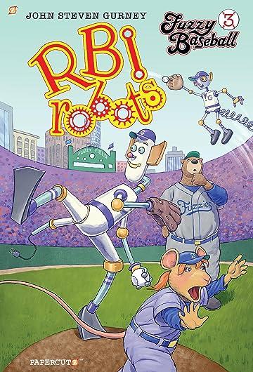 Fuzzy Baseball Vol. 3: R.B.I. Robots