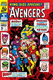 Avengers (1963-1996) Annual #1