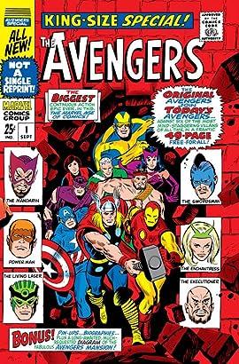 Avengers (1963-1996) Annual #1