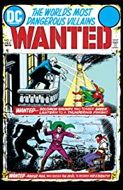 Wanted: The World's Most Dangerous Villains (1972-1973) #4