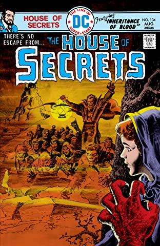 House of Secrets (1956-1978) #134