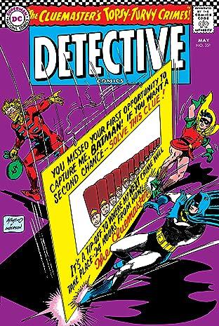 Detective Comics (1937-2011) #351
