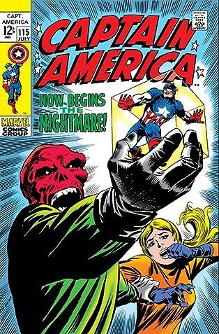 Captain America (1968-1996) #115