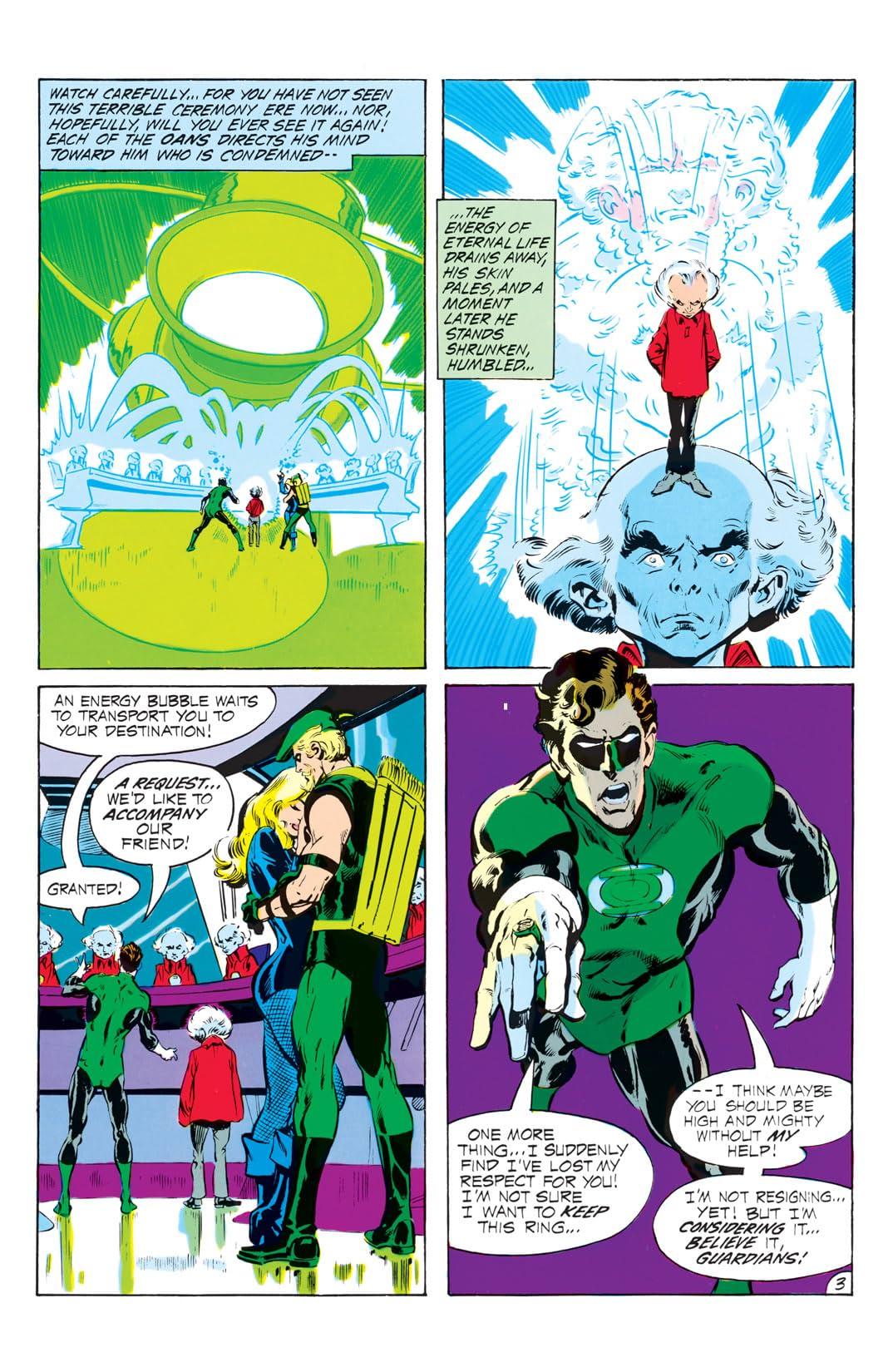 Green Lantern (1960-1986) #81