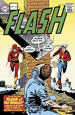 The Flash (1959-1985) #123: Facsimile Edition (2020)