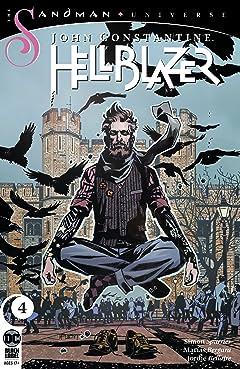 John Constantine: Hellblazer (2019-) #4
