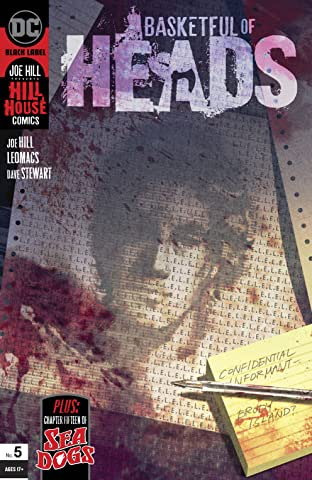 Basketful of Heads (2019-) #5