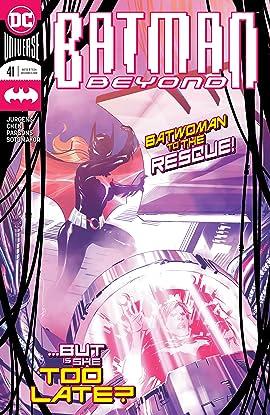 Batman Beyond (2016-) #41