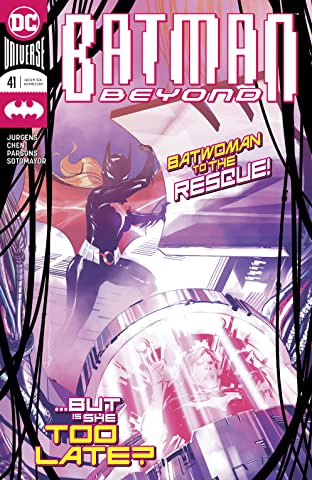 Batman Beyond (2016-) #41