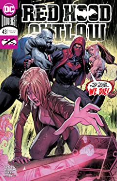 Red Hood and the Outlaws (2016-) #43