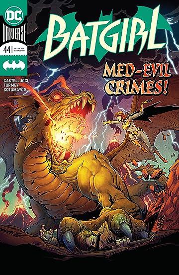 Batgirl (2016-) #44
