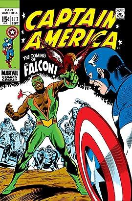 Captain America (1968-1996) #117