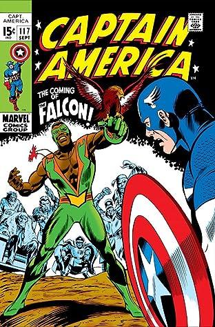 Captain America (1968-1996) No.117