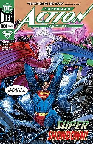 Action Comics (2016-) #1020