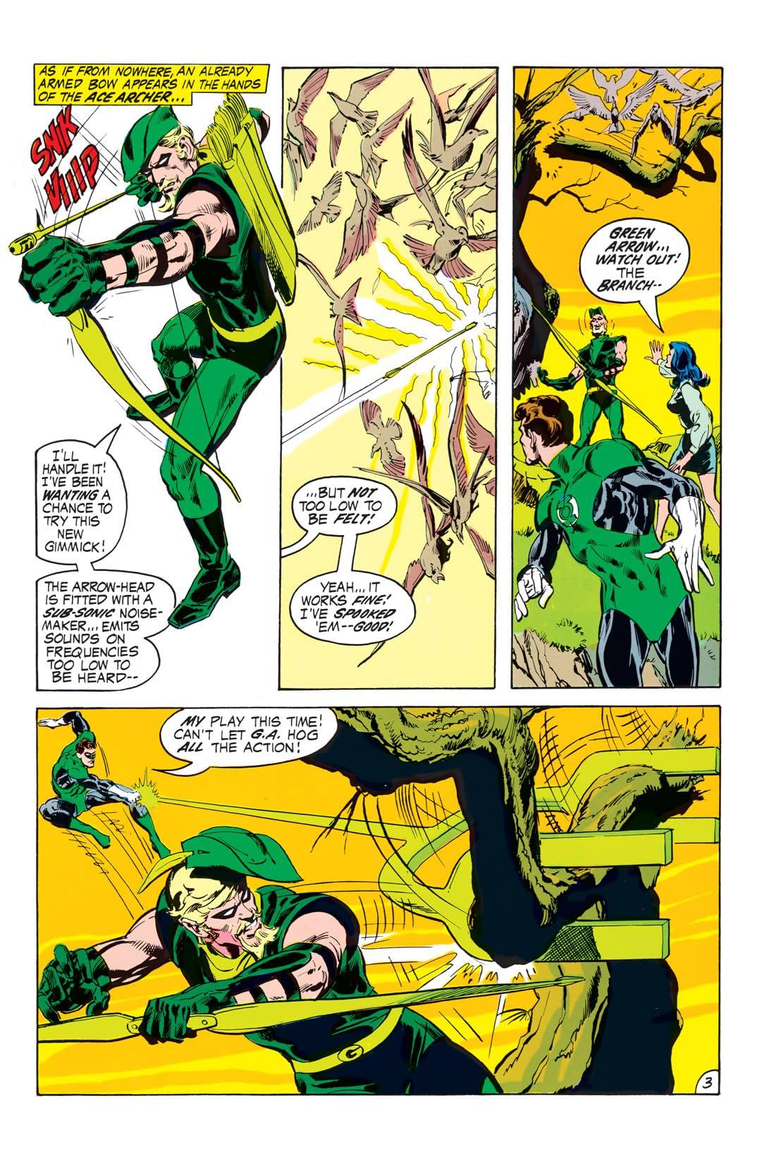 Green Lantern (1960-1986) #83