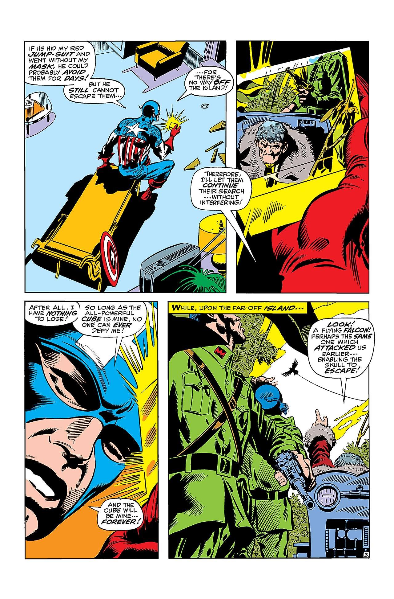 Captain America (1968-1996) #118