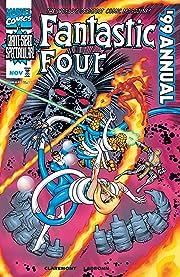 Fantastic Four Annual 1999 #1